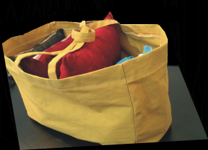 Canvas Bag by Pakistan Fibres